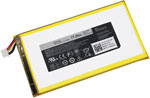 Battery for Dell Venue 8 3840 Tablet