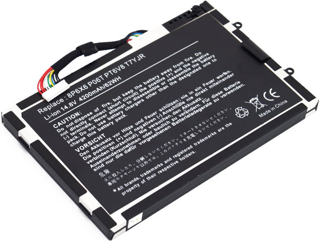 Battery for Dell 0DKK25 laptop