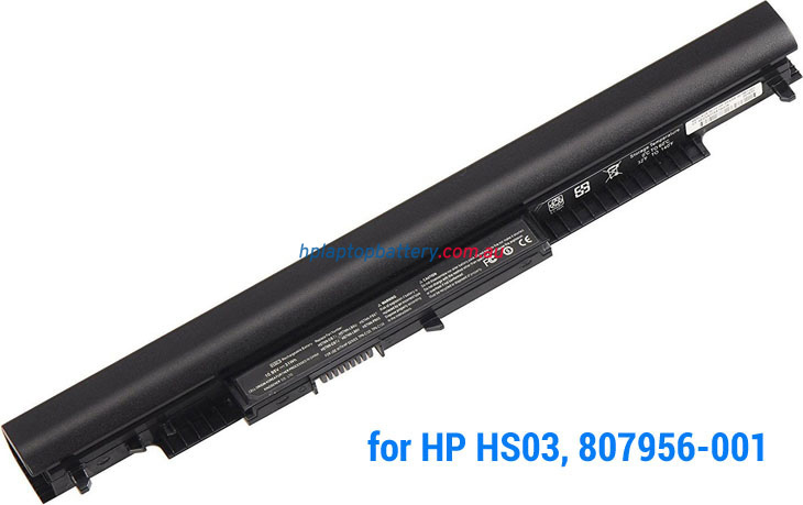 Battery for HP HSTNN-PB6T laptop