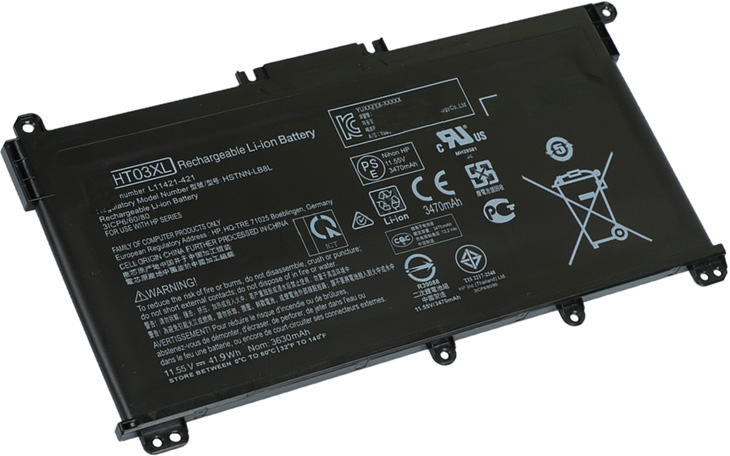 Battery for HP Pavilion 14S-CR0002TX laptop
