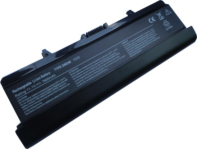 Battery for Dell 0WK380 laptop