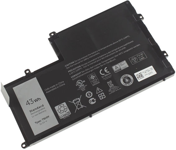 Battery for Dell 0PD19 laptop