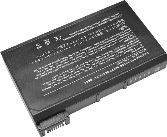 Battery for Dell Precision WorkStation M50 laptop