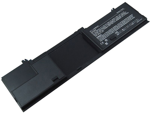 Battery for Dell 312-0445 laptop