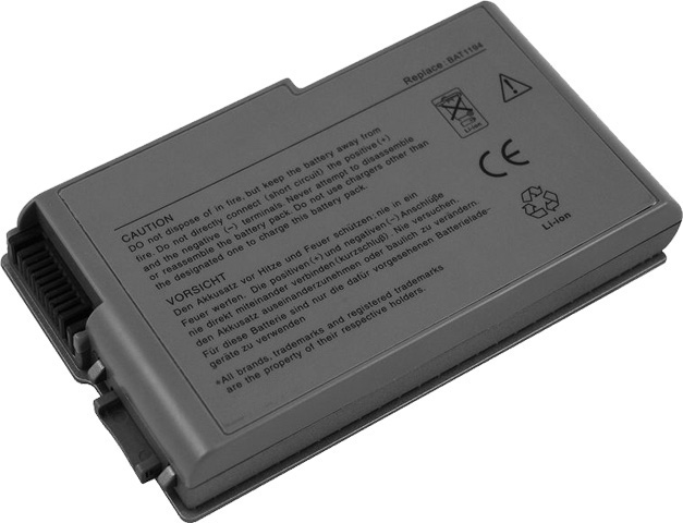 Battery for Dell 312-0084 laptop