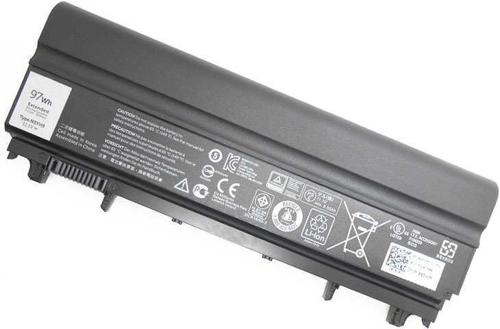 Battery for Dell 0WGCW6 laptop