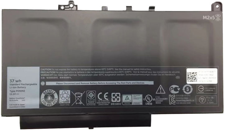 Battery for Dell 0579TY laptop