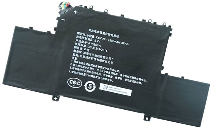 Battery for XiaoMi MI AIR 12.5 laptop
