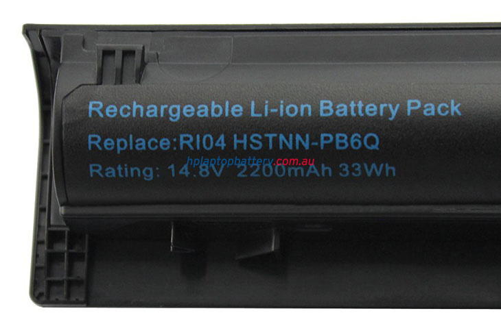 Battery for HP RI04 laptop