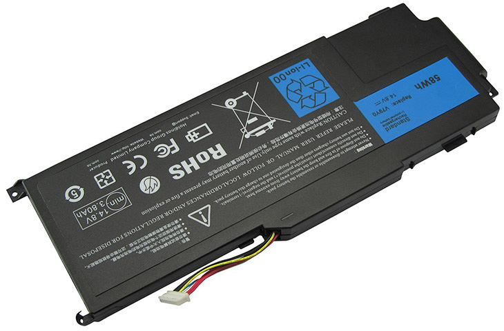 battery for Dell XPS L412Z laptop,58Wh replacement Dell XPS