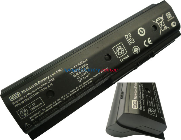 Battery for HP Pavilion DV6-7040TX laptop