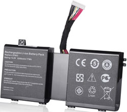 Dell 0KJ2PX battery