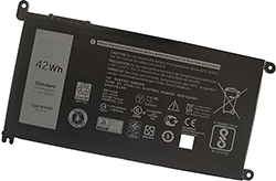 Dell Inspiron 13 (7368) battery