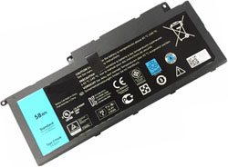 Dell 0F7HVR battery