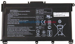 HP Pavilion 15-CC042TX battery